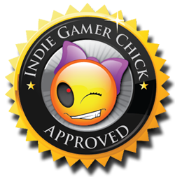 Indie Gamer Chick Approved