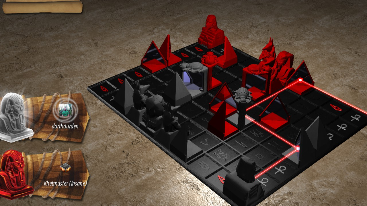 Khet 2.0 Screenshot